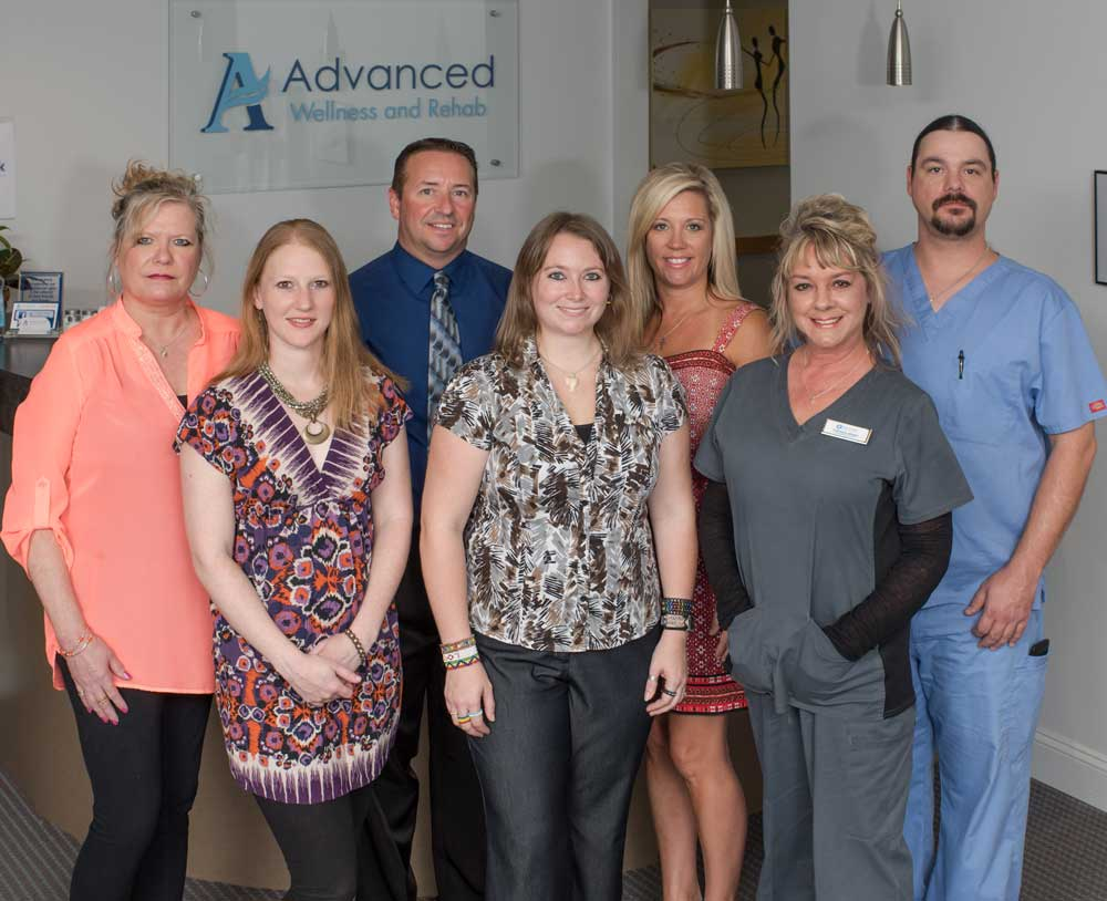 Meet The Advanced Wellness & Rehab Team