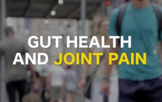 gut health and joint pain