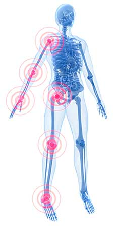 joint pain treatment for laser therapy