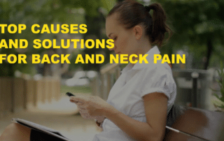 solutions for back pain
