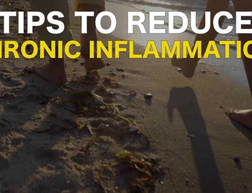 How to Naturally Reduce Chronic Inflammation  [VIDEO]