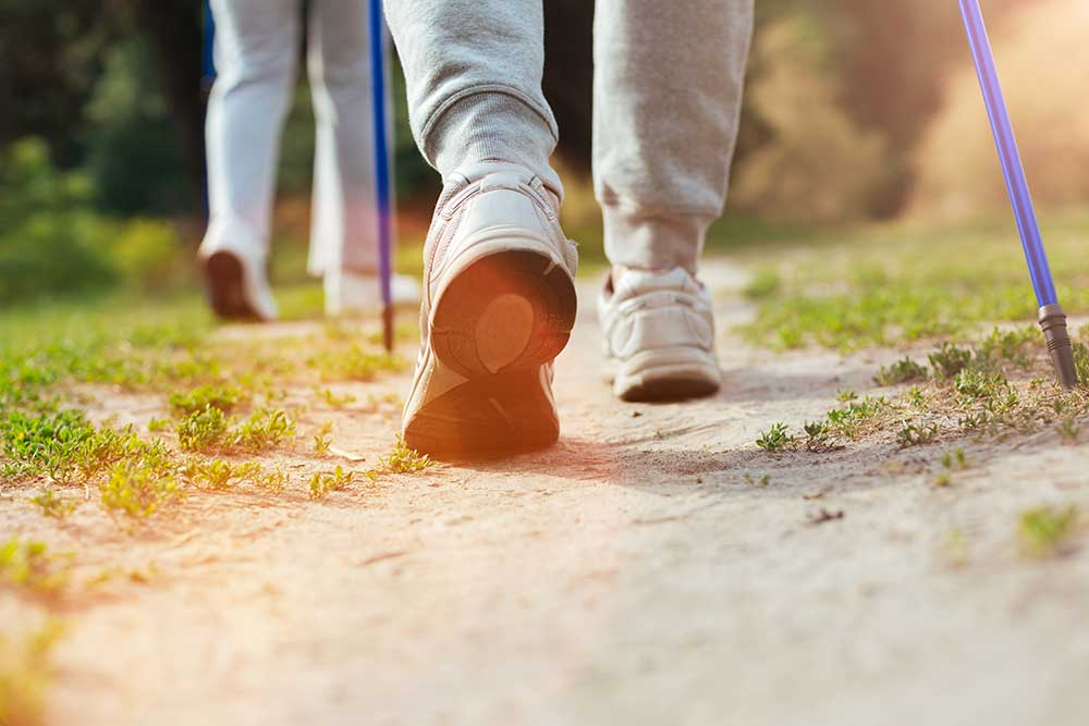 walking for sciatica